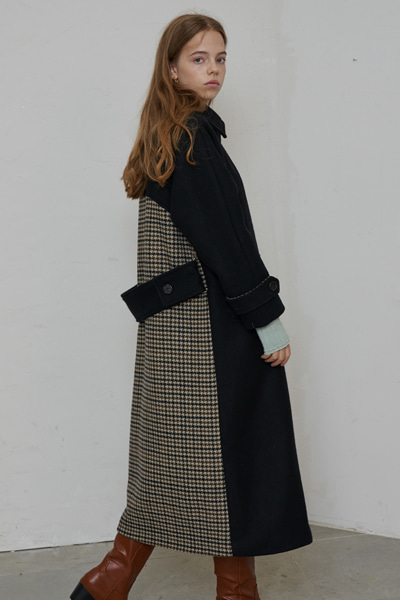 saint coat black